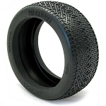 (BULK) 1:8 BUGGY WISHBONE MEDIUM TIRES ONLY (ONE TIRE.)