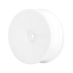 1:10 BUGGY HEXLITE 2WD FRONT WHEELS (WHITE) (TLR 22 2.0) (10MM HEX)