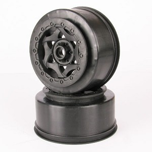 1:10 CYCLONE SC WHEEL SC-10 FRONT (WHEEL BEARINGS)