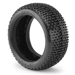 1:8 BUGGY I-BEAM SOFT (TIRES ONLY) (ONE PAIR)