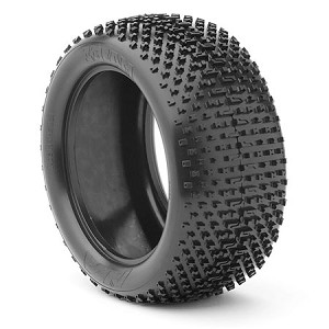 1:8 TRUGGY I-BEAM HARD (TIRES ONLY) (ONE PAIR)