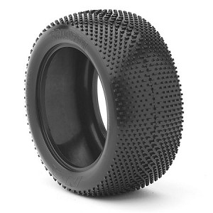 (BULK) 1:8 TRUGGY GRIDIRON MEDIUM TIRES ONLY (ONE TIRE)