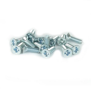 FASTENERS FOR EVO WHEEL STIFFENER 2MM X 6MM (15 PCS.)