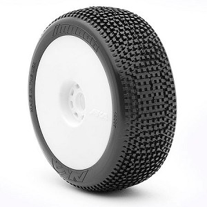 Test Tire for Selecting Compounds