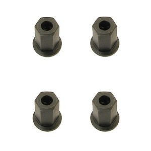 BLITZ / SLASH 4X4 1:8 WHEEL ADAPTER FASTENER SET (4PCS)