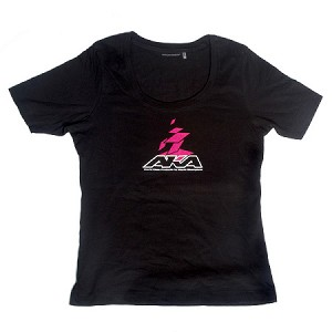 "AKA WOMENS ""DIAMOND ARRAY"" SCOOP-NECK T-SHIRT (MEDIUM)"