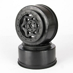 1:10 CYCLONE SC WHEEL SLASH 2WD REAR,4X4 F/R, ULTIMA SC F/R, BLITZ F/R