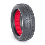 1:10 BUGGY EVO PINSTRIPE 2WD FRONT (SUPER SOFT) W/ RED INSERT