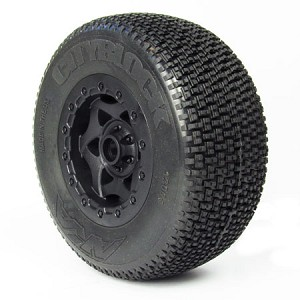 1:10 CITYBLOCK SC SUPER SOFT PRE-MNT SC-10 FRONT (WHEEL BEARINGS)